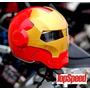 Cascos Iron Man Para Moto ( Ironman )