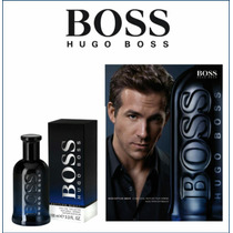 Boss Bottled. Night.edt 100ml - Original/lacrado - F. Free