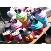 Alhajero .:: Cupcakes Mikey & Minnie ::. 29 Sin Pintar