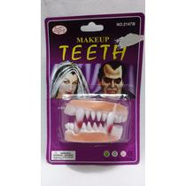 Dentes De Vampiro Presas Silicone