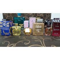 Miniaturas Perfumes Importados Vários Modelos