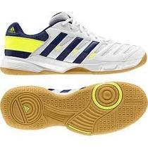 Tênis Adidas Essence 10.1 Indoor Branco Futsal