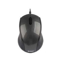 Mouse A4tech N 100 Carbon Ideal Notebooks - No Necesita Pad