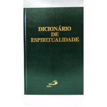 Livro Dicionário De Espiritualidade Stefano De Fiores Goffi