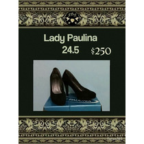 Zapatos Lady Paulina