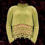 Sweater Tejido Crochet Y Dos Agujas Varios Colores Y Talles