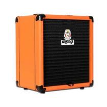 Amplificador P/ Bajo Orange Cr25bx 25 Watts Parlante 8¨