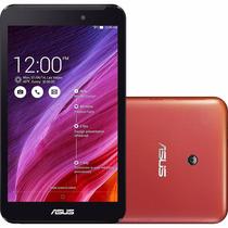 Tablet Asus Fonepad 7 Fe170cbg K012 8gb Vitrine - Vermelho