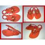 Sandália Rasteirinha Color Flexível Confortável Compre Agora