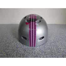 Monster High Casco Proteccion Patinar Bicicleta / 53-56 Cm