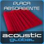 Placa Panel Acustico 50x50 Difusor Absorbente Sala De Ensayo