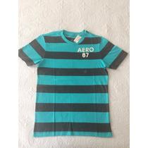 Camisetas Aeropostale Para Hombre Talla M