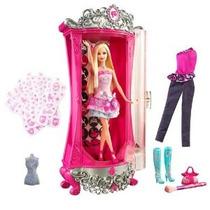 Barbie A Fashion Fairytale Glitterizer Playset