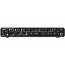 Behringer Umc404 Hd Interfaz De Audio 4x4 Usb/midi 24 Bits