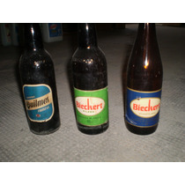 Botellas Antiguas De Cerveza