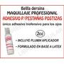 Adhesivo Para Pestañas Postizas Bella Dersina