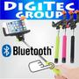 Monopod Baston Bluetooth Palito Selfi Celular Palo- Cordoba