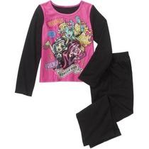 Pijama Monster High Niña Talla 6/6x