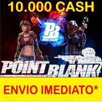 Cartão Point Blank 10k - 10.000 Cash Envio Imediato! Br