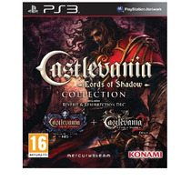 .: Playstation 3 Castlevania Lords Of Shadow Collection :.