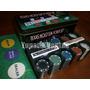 Poker 200 Fichas - En Caja De Metal