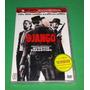 Django Livre - Quentin Tarantino Unchained Dvd Novo Original
