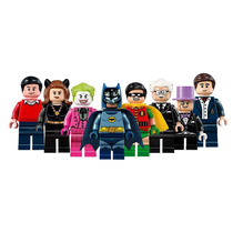 Batman Robin Pinguino Guason Batichica Compatible Con Lego