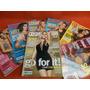 Cosmopolitan Lote De 7 Revistas Año 2014 Excelentes