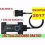 Escaner Automotriz Multimarca Autocom Delphi 2016 +5 Dvd