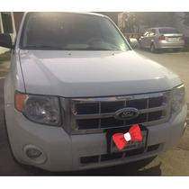 Ford Escape Xlt Piel 2011