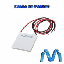 Celda De Peltier Termoelectrica Tec1-12706 12v Arduino O Pic
