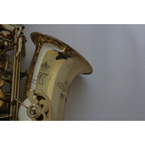 Sax Alto Julius Keilwerth St90 Com Estojo Original