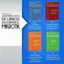 Mikrotik En Español 9 Libros + 4 Lab+bonos+guías Gratis
