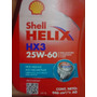 Aceite Shell 25w60