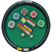 Set Gambling Games Poker Profesional Tazon