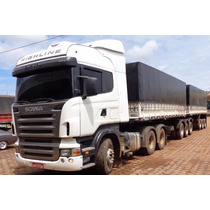 Scania Highline R420 6x4 2007/2008
