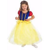Disfraz Princesa Cenicienta Rapunzel Aurora Blanca Nieves