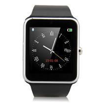 Smartwatch Gt08 Liberado Micro Sim Gsm Telcel, At&t Movistar