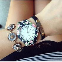 Lote 30 Relojes Moda Mujer Mayoreo Provedor Fabrica Geneva