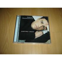 Mario Frangoulis Sometimes I Dream Cd Argentina Tenor Opera