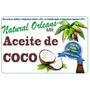 Aceite De Coco Natural Comestible Y Delicioso 19lt