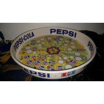 Antigua Charola Pepsi No Coca Cola