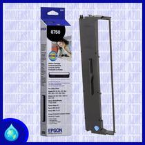 Cinta Original Epson 8750 Para Lx-300, Lx-800, Fx-80, Mx-80