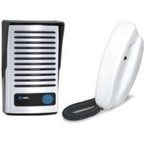 Kit Porteiro Eletrônico Interfone F8 Ntl Az-01 Hdl