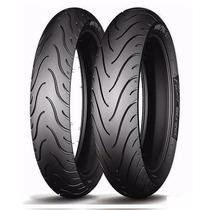 Par Pneu Moto Michelin 110 70 + 140 70 17 Cb300 Ninja 250
