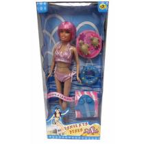 Muñeca T/barbie Sabrina Bella Juguete Niñas Envio Gratis