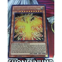 Yugioh The Winged Dragon Of Ra - Immortal Phoenix Ur Mil1