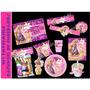 Kit Imprimible Rapunzel De Enredados Tangled Rosado