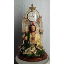 Promoción De $950 Reloj Religioso Imagen San Judas Tadeo