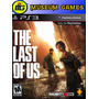 The Last Of Us Ps3 Fisico Español Nuevo Sellado Local !!!